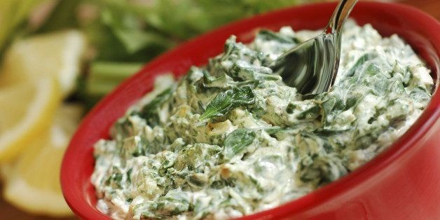 Apparently, Spinach Artichoke Dip Is For Patriots. We Agree. | HuffPost Life