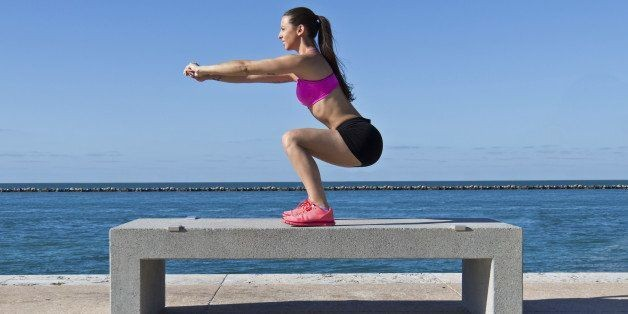 How Low Should You Squat? (And How To Improve It) | HuffPost Life