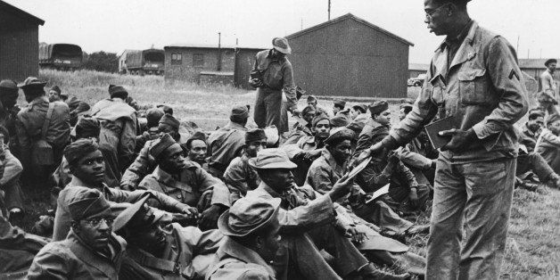 The Neglected Story Of African Americans On D-Day