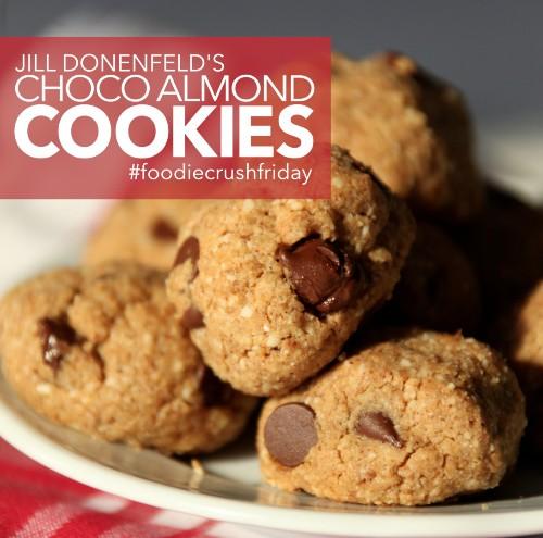 Flourless Chocolate Almond Cookies