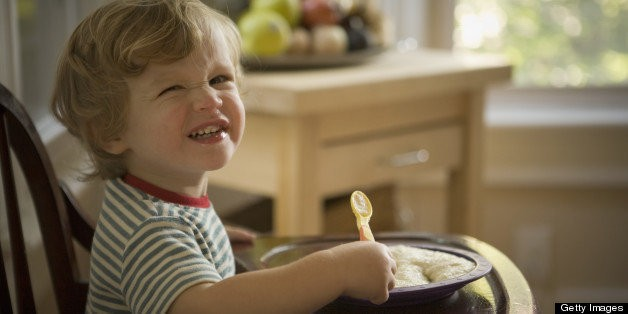 Are You Really Offering Different Foods to Your Picky Eater? | HuffPost Life