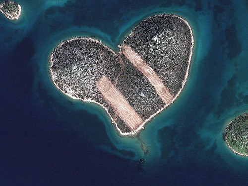The World's Most Adorable Island