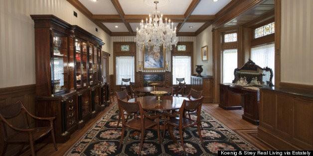 Ann Lurie Gold Coast Mansion PHOTOS: Philanthropist's Home Hits The Market At $18.75 Million