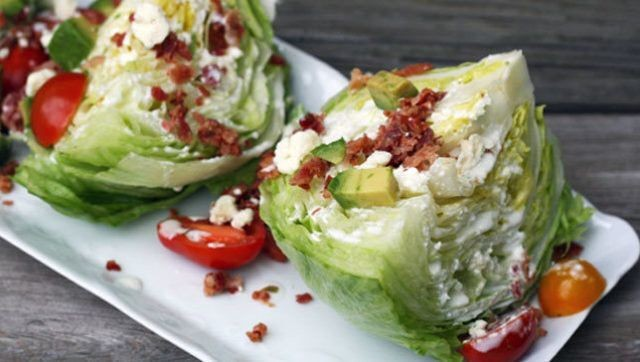 A Love Letter To The Iceberg Wedge Salad (PHOTOS) | HuffPost Life