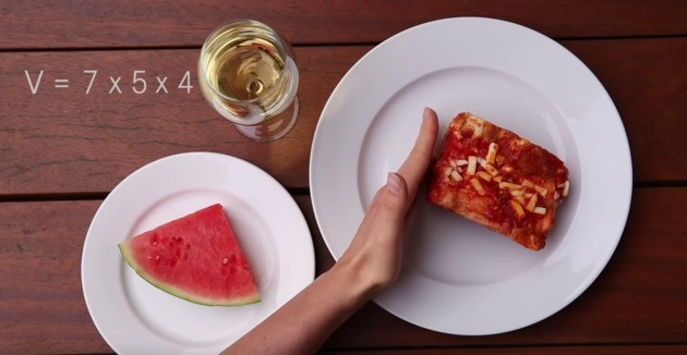 How To Measure Portion Size Using Your Hands