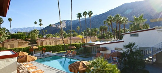 4 Palm Springs Hotels Under $160