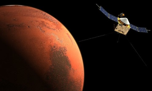 Congress Pushes NASA To Build Deep Space Habitat For Mars Mission By 2018