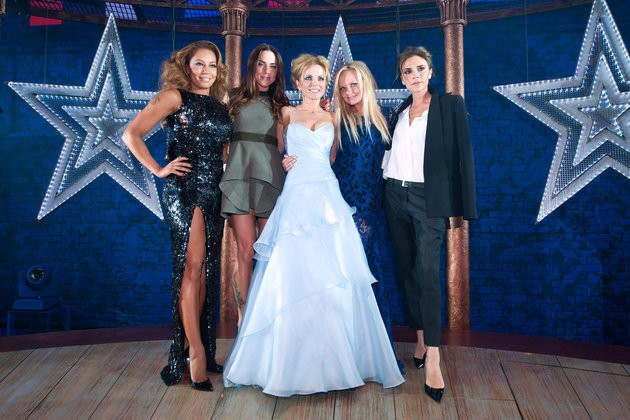 Spice Girls 'Confirm Reunion Gig In London's Hyde Park For July 2017'