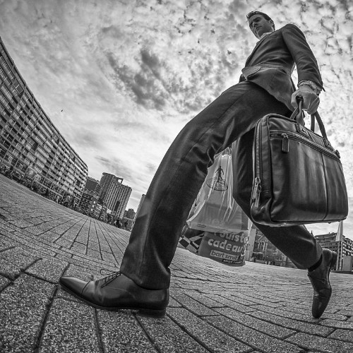 Willem Jonkers: The Fisheye Master Of Street Photography