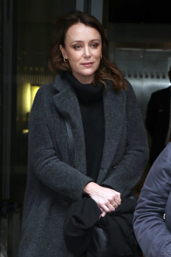 Bodyguard Star Keeley Hawes Reveals She Has 'Only Just' Starting Asking For Equal Pay
