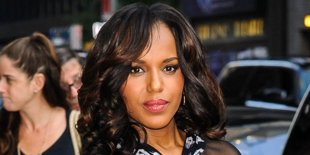 Kerry Washington's Neutrogena Gig Might Just Give Us Her Glowing Skin, Too | HuffPost Life