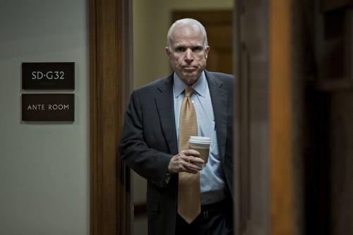 John McCain Is Worried House Turmoil Will Hurt GOP In 2016