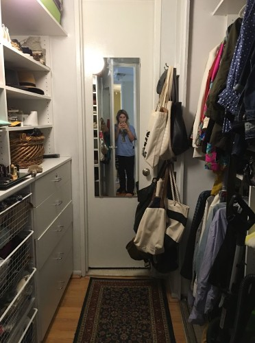 I Got Rid Of Half My Wardrobe Using Marie Kondo's Methods. Here's What I Learned.
