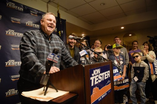 Jon Tester Was Donald Trump's Top Target. Here's How He Survived.