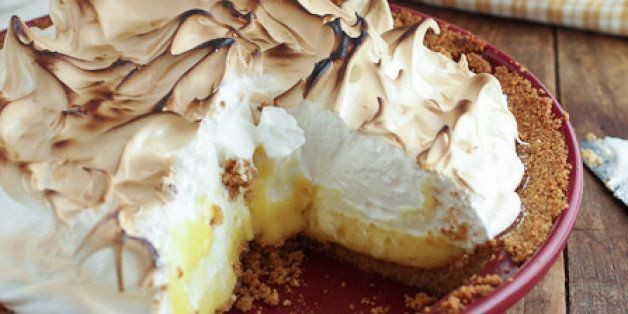 Recipe Of The Day: Lemon Meringue Pie | HuffPost Life