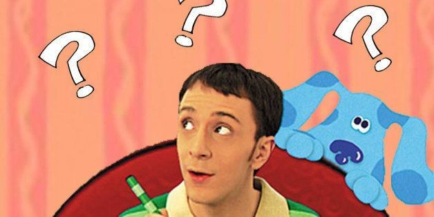 What Really Happened To Steve From 'Blue's Clues'?