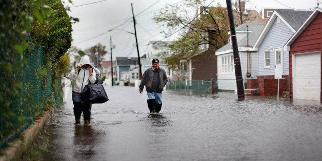 Depression Rates Have Dropped In Areas Hardest-Hit By Superstorm Sandy, Report Shows | HuffPost Life