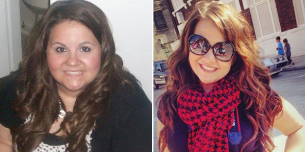 A Family Member's Bold Remark Inspired Cayla Duncan To Lose 100 Pounds