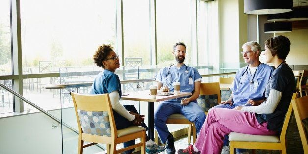 9 Things Every Male Nurse Should Know   HuffPost Life