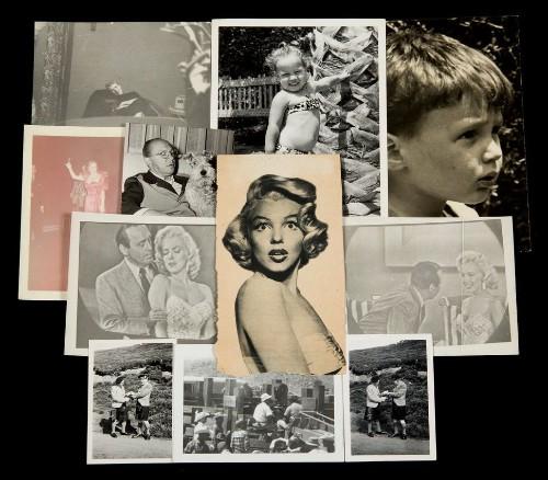 Before She Was Marilyn Monroe, Norma Jeane Baker Took A Selfie