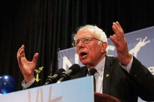 Bernie Sanders Slams Decision Not To Reclassify Marijuana