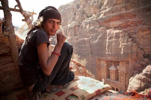 Walking to Petra: 7 Pillars of Beauty