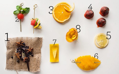 8 Ways to up Your Cocktail Game