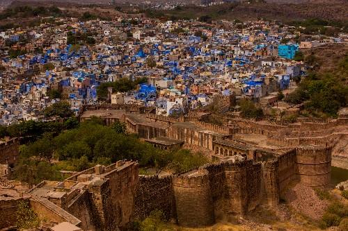 Discover the Blue City of Jodhpur, India