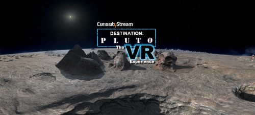The Pluto Flyby Is Nearing Its End, But We Can Still Visit In VR
