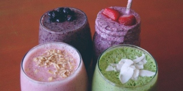 11 Smoothies to Get You in Shape for Summer