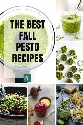 Fall Pesto Recipes, For When You've Run Out Of Summer Basil | HuffPost Life