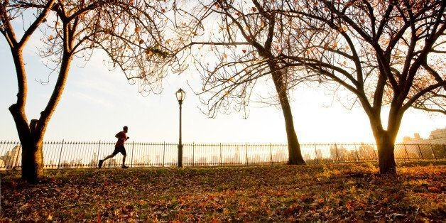 6 Reasons To Start Working Out Outside