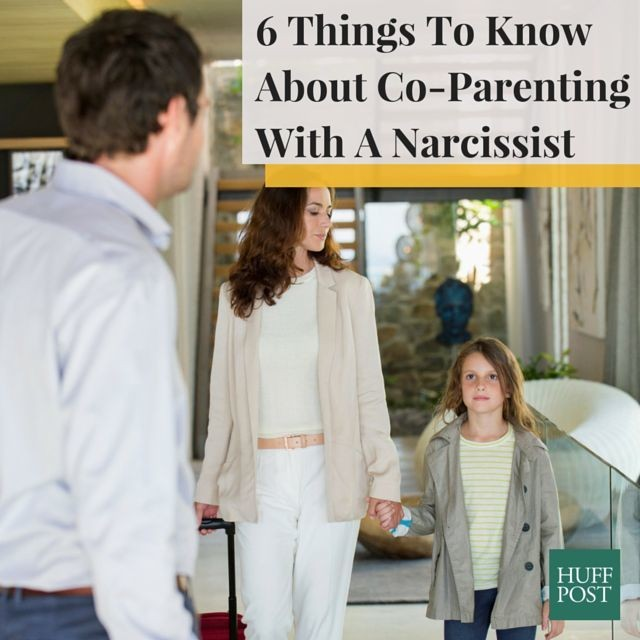6 Ways To Maintain Your Sanity While Parenting With A Narcissist | HuffPost Life
