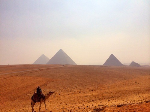 Long Weekend in Cairo