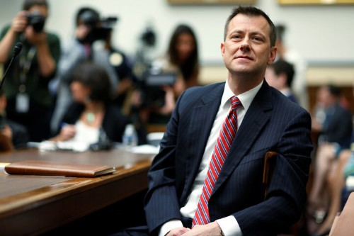 FBI Agent Peter Strzok Fired Over Anti-Trump Text Messages