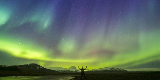 Iceland's Floating Northern Lights Tour Is The Definition Of Epic | HuffPost Life