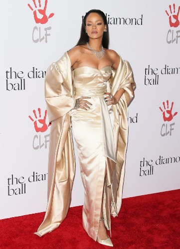 Rihanna Wows In Dior At Her Star-Studded Diamond Ball | HuffPost Life
