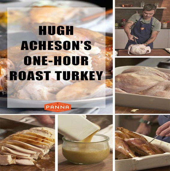 This Genius Turkey Hack Will Save You A Ton Of Time On Thanksgiving, And It's Not As Weird As It Sounds