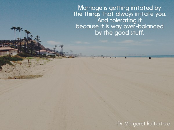 12 Things Marriage Is and 12 Things It Isn't