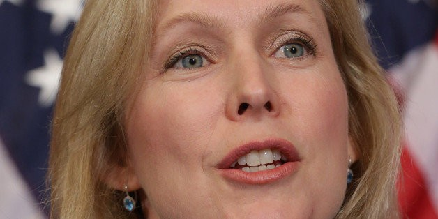 Gillibrand: Congressmen Called Me 'Fat' After Baby