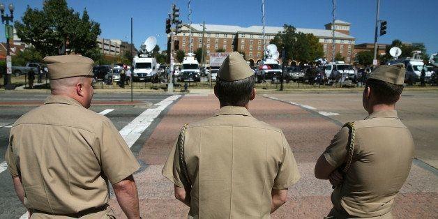 Navy Yard Shooting Sparks Debate Over Congress' Focus On Gun Control Vs. Mental Health Legislation (TELL US)