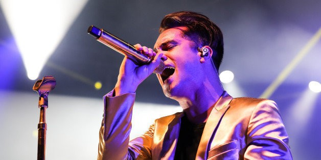 Why Panic! At The Disco's Brendon Urie Wants Sexual Fluidity To 'Be Celebrated'