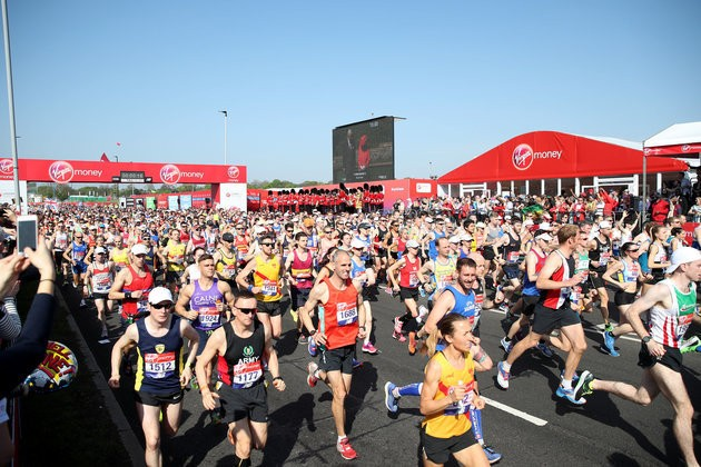 London Marathon 2019 Set To Raise A Record Amount Of Money For Charity