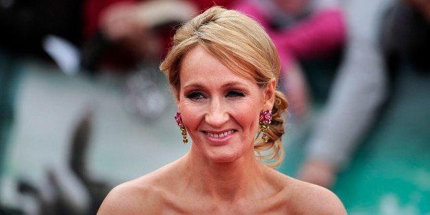 J.K. Rowling Thinks Malfoy Is A Jerk, Too