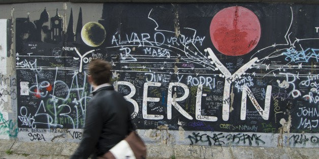 The Rise and Fall of the Berlin Wall