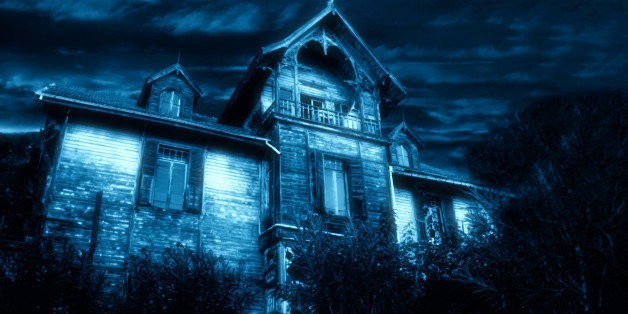 Why Buy A Real Haunted House?