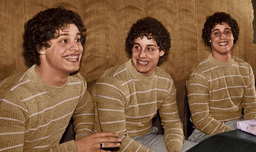 In 'Three Identical Strangers,' A Saga About Triplets Grows More Twisted By The Minute
