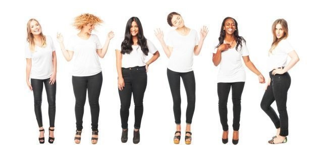 New Realistic Clothing Website, Sizeable, Will Restore Your Faith In Online Shopping | HuffPost Life