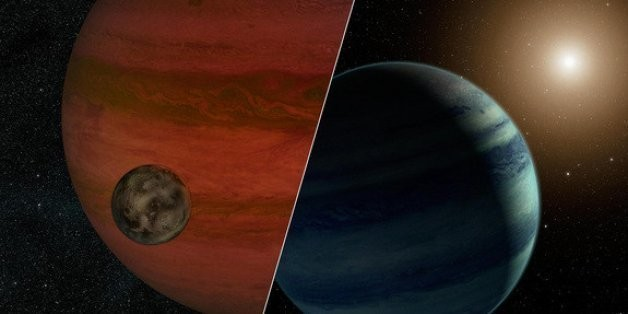 First 'Exomoon' Around Alien Planet May Have Been Found
