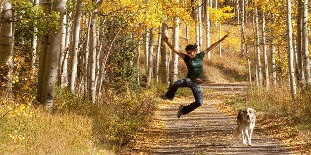 This Is Scientific Proof That Happiness Is A Choice | HuffPost Life